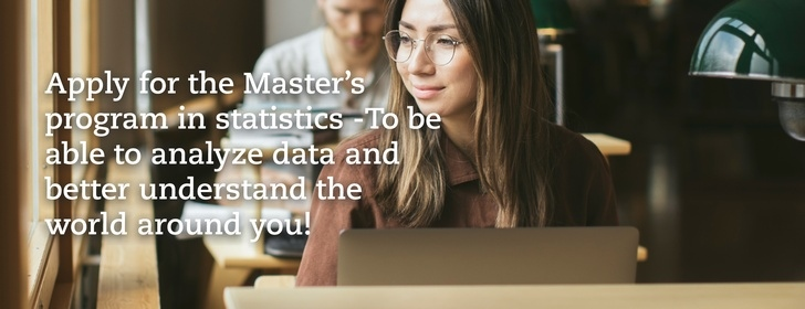 Apply for the Master's Program